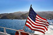 Boating at Catalina Island