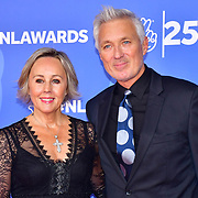 Martin and Shirlie Kemp attends BBC1's National Lottery Awards 2019 at BBC Television Centre, 101 Wood Lane, on 15 October 2019, London, UK.