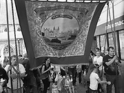 Durham Miners Gala, Durham. 14 July 2018