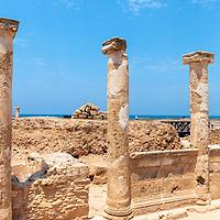 Paphos - Archaeological Park - Cyprus