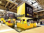 Nikon Exhibtion Stand at 2011 Focus on Imaging Show, NEC, BIrmingham