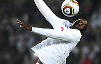 Fotball<br /> VM 2010<br /> 12.06.2010<br /> Foto: Insidefoto/Digitalsport<br /> NORWAY ONLY<br /> <br /> Emile Heskey (England)<br /> <br /> England v USA 1:1