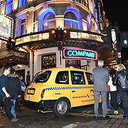 Company - Opening Night at Gielgud Theatre, London, UK