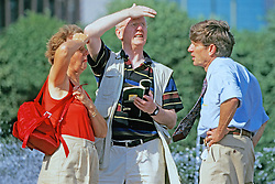 Tourists Asking Directions