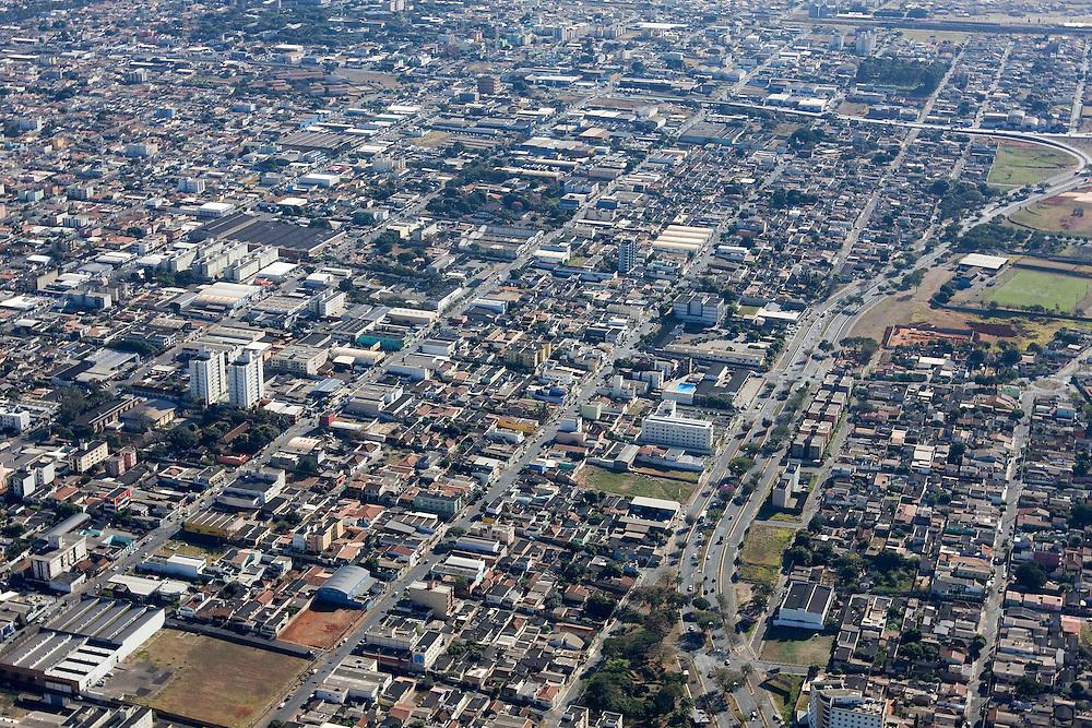 Uberlandia_MG, Brasil...Vista aerea de Urbelandia...Aerial view of Uberlandia...Fotos: BRUNO MAGALHAES / NITRO