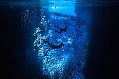 Underwater Caverns & Caves