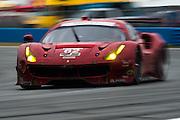 January 30-31, 2016: Daytona 24 hour: #62 Risi Competizione, Ferrari 488 GTE GTLM