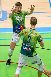 Markus Held of Orion during the league match between Active Living Orion vs. Amysoft Lycurgus on March 20, 2021 in Doetinchem.