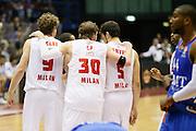 DESCRIZIONE : Milano Eurolega Euroleague 2013-14 EA7 Emporio Armani Milano Real Madrid<br /> GIOCATORE : Charles Judson Wallace Nicolo Melli Alessandro Gentile<br /> CATEGORIA : Ritratto Delusione<br /> SQUADRA : EA7 Emporio Armani Milano<br /> EVENTO : Eurolega Euroleague 2013-2014<br /> GARA : EA7 Emporio Armani Milano Real Madrid<br /> DATA : 05/12/2013<br /> SPORT : Pallacanestro <br /> AUTORE : Agenzia Ciamillo-Castoria/G.Cottini<br /> Galleria : Eurolega Euroleague 2013-2014  <br /> Fotonotizia : Milano Eurolega Euroleague 2013-14 EA7 Emporio Armani Milano Real Madrid<br /> Predefinita :