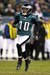 Philadelphia Eagles wide receiver DeSean Jackson #10 during the NFL Game between the Indianapolis Colts and the Philadelphia Eagles. The Eagles won 26-24 at Lincoln Financial Field in Philadelphia, Pennsylvania on Sunday November 7th 2010. (Photo By Brian Garfinkel)