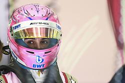 April 6, 2018 - Sakhir, Bahrain - Motorsports: FIA Formula One World Championship 2018, Grand Prix of Bahrain,#31 Esteban Ocon (Sahara Force India F1 Team) (Credit Image: © Hoch Zwei via ZUMA Wire)