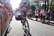Daniel Martin (IRL - UAE Team Emirates) during the 105th Tour de France 2018, Stage 14, Saint-Paul-trois-Chateaux - Mende (188 km) on July 21th, 2018 - Photo Kei Tsuji / BettiniPhoto / ProSportsImages / DPPI