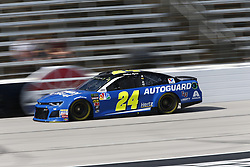November 2, 2018 - Ft. Worth, Texas, United States of America - William Byron (24) takes to the track to practice for the AAA Texas 500 at Texas Motor Speedway in Ft. Worth, Texas. (Credit Image: © Justin R. Noe Asp Inc/ASP via ZUMA Wire)