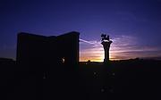 Sunset, Las Vegas, Nevada, USA