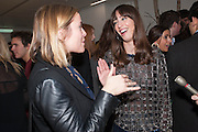 ANTONIA O'BRIEN; LAURA JACKSON, Casio Tokyo Trio Watch  launch party  hosted by My Flash Trash. The Study, 10a Blandford Street, London. 28 January 2013