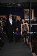 John Sabin, Lady Helen Taylor and Maria Spearing. BADA Antiques & Fine Art Fair - gala evening <br /> reception and dinner, held in aid of Action Medical Research. Duke of York's HQ, King's Road, London. 10 March 2005. ONE TIME USE ONLY - DO NOT ARCHIVE  © Copyright Photograph by Dafydd Jones 66 Stockwell Park Rd. London SW9 0DA Tel 020 7733 0108 www.dafjones.com