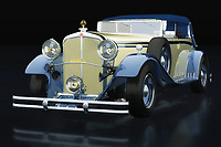 The Maybach DS-8 Zeppelin from 1935 looks nothing like a modern car and that's what makes it so special. This painting depicting a Maybach DS-8 Zeppelin from 1935 shows the Maybach with the roof open which is done very little. This painting is therefore unique of a very rare Maybach classic.<br /> <br /> This painting of a Maybach DS-8 Zeppelin from 1935 can be printed very large on different materials. -<br /> <br /> BUY THIS PRINT AT<br /> <br /> FINE ART AMERICA<br /> ENGLISH<br /> https://janke.pixels.com/featured/maybach-ds-8-three-quarter-view-jan-keteleer.html<br /> <br /> WADM / OH MY PRINTS<br /> DUTCH / FRENCH / GERMAN<br /> https://www.werkaandemuur.nl/nl/shopwerk/Maybach-DS-8-drie-kwart-zicht/742090/132?mediumId=11&size=75x50<br /> <br /> -