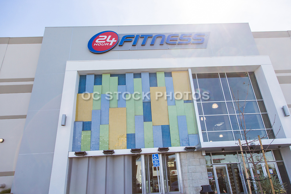 24 Hour Fitness at Promenade at Downey