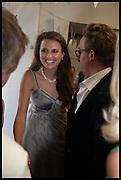OLIVIA COLE, Matt's Gallery 35th birthday fundraising supper.  42-44 Copperfield Road, London E3 4RR. 12 June 2014.