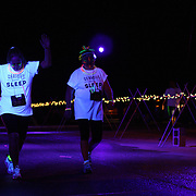 The Great Glow Run was held Saturday April 26, 2014 at Battleship Park in Wilmington, N.C. (Jason A. Frizzelle)
