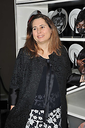 ALEXANDRA SHULMAN at a party to celebrate the 15th birthday of Vogue.com held at W Hotel, Leicester Square, London W1 on 17th February 2011.