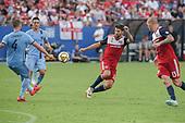 MLS-New York City FC at FC Dallas-Sep 22, 2019
