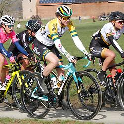 14-03-2021: Wielrennen: GP Oetingen: Oetingen: Sarah Roy