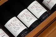 cotes du rhone domaine roger sabon chateauneuf du pape rhone france