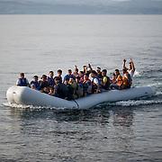 Refugee crisis, Lesbos