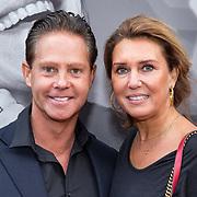 NLD/Amsterdamt/20180930 - Annie MG Schmidt viert eerste jubileum, Danny de Munck en partner Jenny