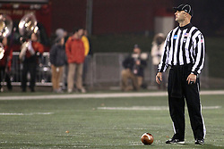11 December 2015: Mike Morton.  NCAA FCS Quarter Final Football Playoff game between Richmond Spiders and Illinois State Redbirds at Hancock Stadium in Normal IL (Photo by Alan Look)