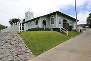 Church in Honoka'a, Big Island, Hawaii