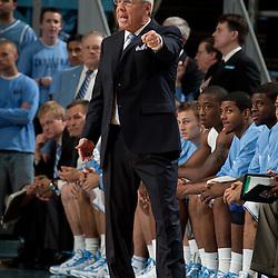 2010-12-11 Long Beach State at North Carolina basketball