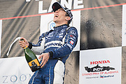 April 5-7, 2019: IndyCar Grand Prix of Alabama. Takuma Sato, Rahal Letterman Lanigan Racing, Honda