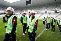 MARIANO - 23.03.2015 - Visite du Stade de Bordeaux -<br /> Photo : Caroline Blumberg / Icon Sport *** Local Caption ***