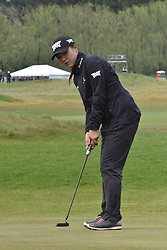 October 1, 2017 - Auckland, Auckland, New Zealand - New Zealand's Lydia Ko putts during final round of the MCKAYSON New Zealand Women's Open at Windross Farm in Auckland, New Zealand on Oct1, 2017. Featuring World Number One Lydia Ko,TheMCKAYSONNew Zealand Women's Open is the first ever LPGA Tour event to be played in New Zealand. (Credit Image: © Shirley Kwok/Pacific Press via ZUMA Wire)