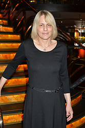 Finalist KATE SAUNDERS at the 2014 Costa Book of The Year Awards held at Quaglino's, Bury Street, London on 27th January 2015.  The winner of the Book of The Year was Helen Macdonald for her book H is for Hawk.