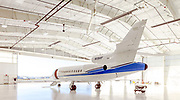 Dassault Falcon 900B, photographed at the VF corporate hangar in Greensboro, NC on 2 October, 2017.  <br /> <br /> Created by aviation photographer John Slemp of Aerographs Aviation Photography. Clients include Goodyear Aviation Tires, Phillips 66 Aviation Fuels, Smithsonian Air & Space magazine, and The Lindbergh Foundation.  Specialising in high end commercial aviation photography and the supply of aviation stock photography for advertising, corporate, and editorial use.Created by aviation photographer John Slemp of Aerographs Aviation Photography. Clients include Goodyear Aviation Tires, Phillips 66 Aviation Fuels, Smithsonian Air & Space magazine, and The Lindbergh Foundation. Specialising in high end commercial aviation photography and the supply of aviation stock photography for commercial and marketing use.
