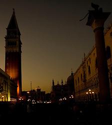 Venice (VE) 18/02/2007 - Piazza San Marco.