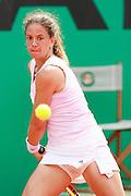 Roland Garros. Paris, France. June 4th 2006. .Patty Schnyder against Venus Williams.