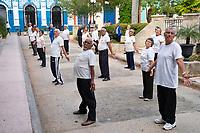 Yoga Class Camaguey, Cuba 2020 from Santiago to Havana, and in between.  Santiago, Baracoa, Guantanamo, Holguin, Las Tunas, Camaguey, Santi Spiritus, Trinidad, Santa Clara, Cienfuegos, Matanzas, Havana