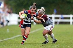 Cat McNaney of Bristol Ladies - Mandatory by-line: Robbie Stephenson/JMP - 18/09/2016 - RUGBY - Cleve RFC - Bristol, England - Bristol Ladies Rugby v Aylesford Bulls Ladies - RFU Women's Premiership