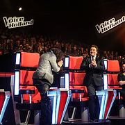NLD/Hilversum/20141219- Finale The Voice of Holland 2014,