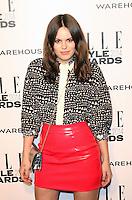Atlanta de Cadenet, ELLE Style Awards, One Embankment, London UK, 18 February 2014, Photo by Richard Goldschmidt