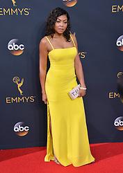 Taraji P. Henson bei der Verleihung der 68. Primetime Emmy Awards in Los Angeles / 180916<br /> <br /> *** 68th Primetime Emmy Awards in Los Angeles, California on September 18th, 2016***