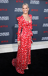 "LA Premiere Of Netflix's ""Murder Mystery"". 10 Jun 2019 Pictured: Molly Sims. Photo credit: Jaxon / MEGA TheMegaAgency.com +1 888 505 6342"