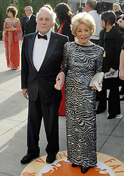 Kirk Douglas Dies At 103 - Kirk and Anne Douglas attend the 2007 Vanity Fair Oscar Party Hosted by Graydon Carter held, at Morton's in Los Angeles, CA, USA on February 25, 2007. Photo by Hahn-Khayat-Douliery/ABACAPRESS.COM
