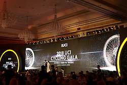 The UCI Cycling Gala 2018 in Guilin, China on October 21, 2018. Photo by Sean Robinson/velofocus.com