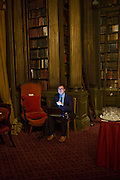 BRETT SYKES, Celebration of the  200TH Anniversary of the  Birth of Rt.Hon. John Bright MP  and the publication of <br /> ÔJohn Bright: Statesman, Orator, AgitatorÕ by Bill Cash MP. Reform Club. London. 14 November 2011. <br /> <br />  , -DO NOT ARCHIVE-© Copyright Photograph by Dafydd Jones. 248 Clapham Rd. London SW9 0PZ. Tel 0207 820 0771. www.dafjones.com.<br /> BRETT SYKES, Celebration of the  200TH Anniversary of the  Birth of Rt.Hon. John Bright MP  and the publication of <br /> 'John Bright: Statesman, Orator, Agitator' by Bill Cash MP. Reform Club. London. 14 November 2011. <br /> <br />  , -DO NOT ARCHIVE-© Copyright Photograph by Dafydd Jones. 248 Clapham Rd. London SW9 0PZ. Tel 0207 820 0771. www.dafjones.com.