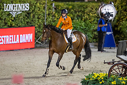 Thijssen Sanne, NED, Con Quidam RB<br /> Longines FEI Jumping Nations Cup Final<br /> Barcelona 2021<br /> © Hippo Foto - Dirk Caremans<br />  01/10/2021